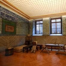 Ayasofya Müzesi I. Mahmut Kütüphanesi